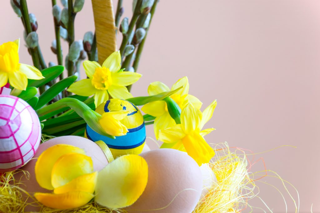 Happy Easter – 10th April