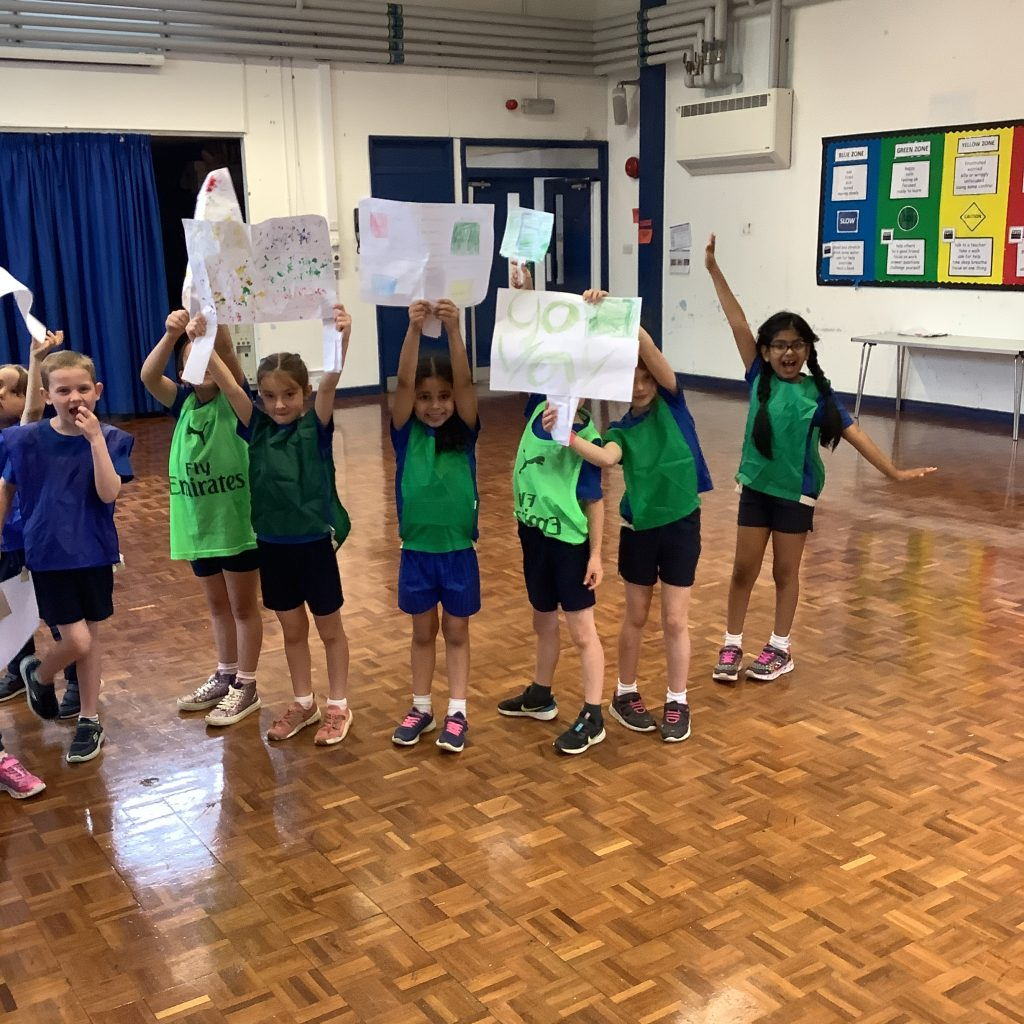 Sports day and more!